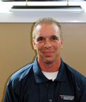 Brian Vicent boat repair superintendent