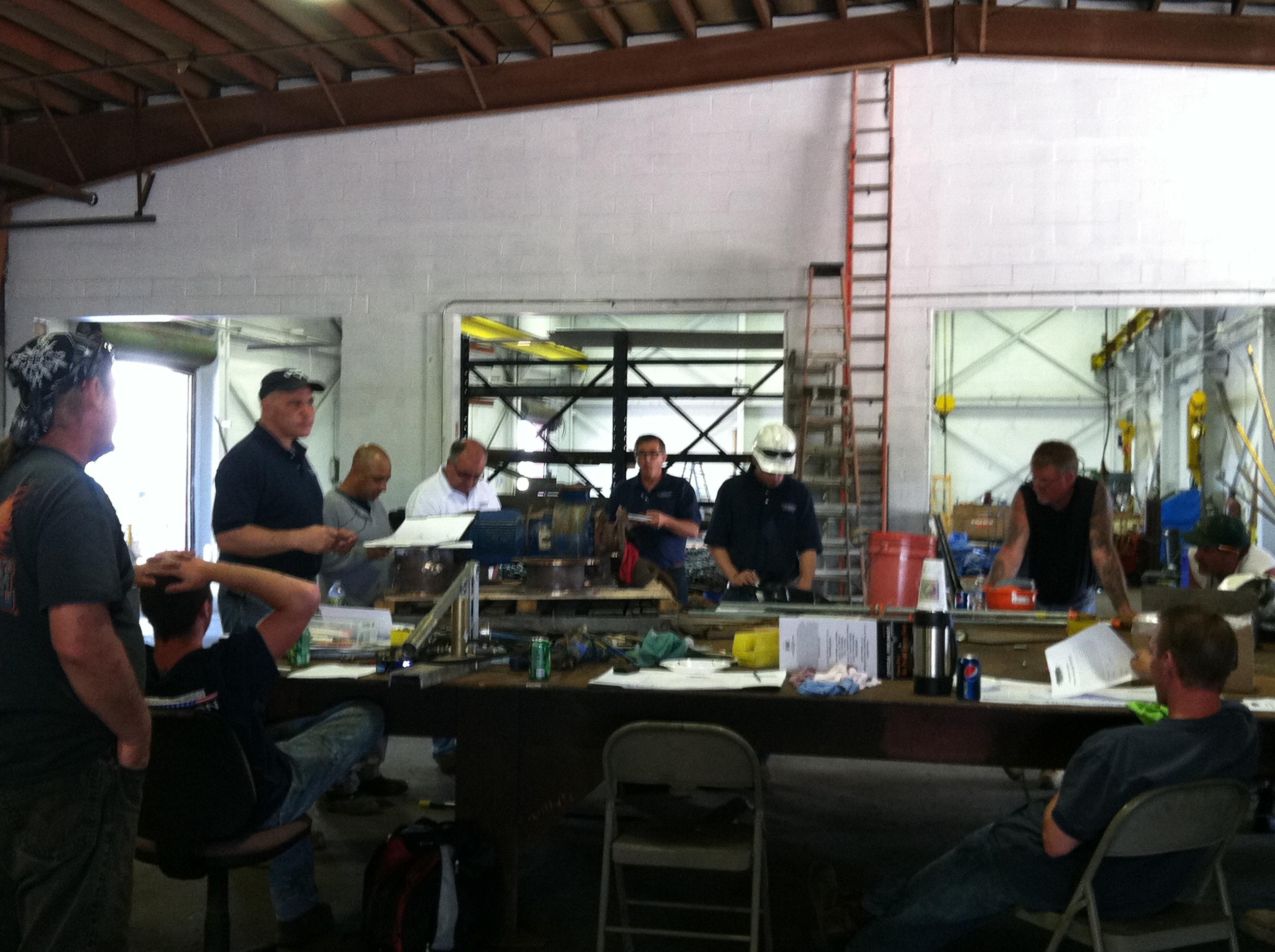 marine safety training programs